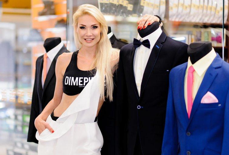 Natalija Bunkė (nuotr. Organizatorių)