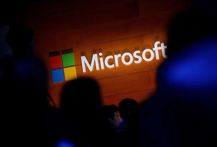 Microsoft (nuotr. SCANPIX)