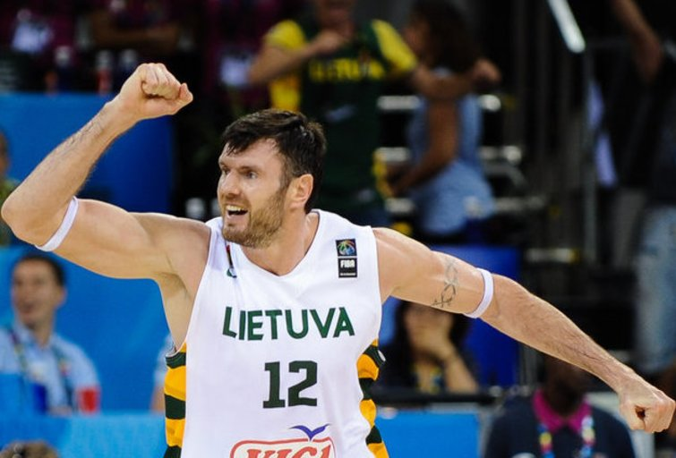 Kšištofas Lavrinovičius (nuotr. Fotodiena.lt/Tomo Lukšio)