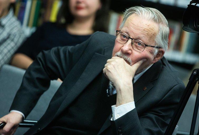 Profesorius Vytautas Landsbergis (nuotr. Fotobankas)