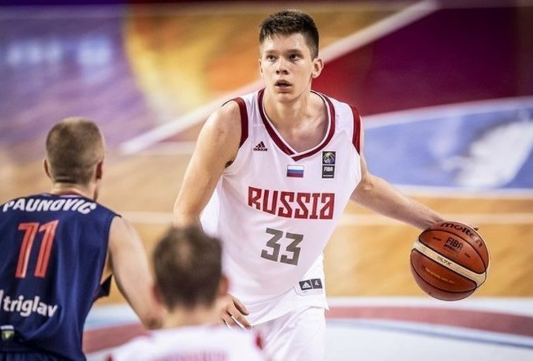 Vediščevas (nuotr. FIBA)