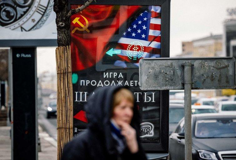 Baltųjų rūmų atsakas pasikalbėti užsimaniusiam Putinui: jau turėjo progą pasisakyti (nuotr. SCANPIX)