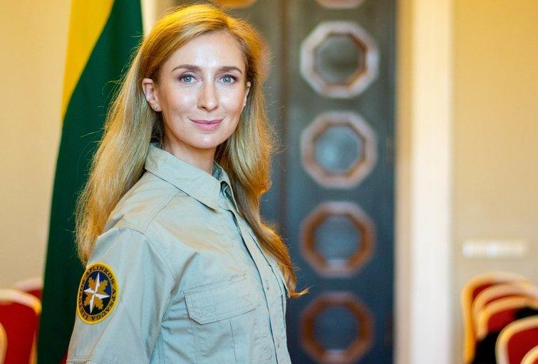 Olga Vėbrienė (nuotr. Organizatorių)