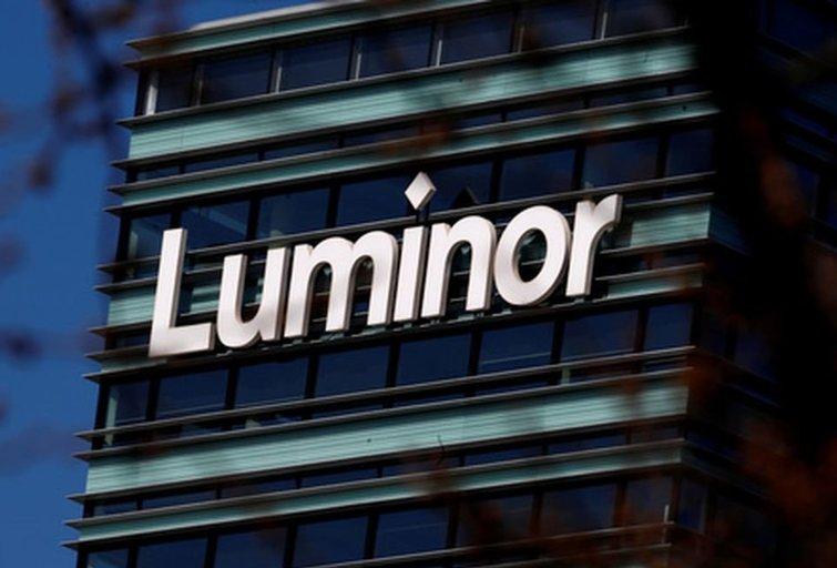 """Luminor"" bankas (nuotr. SCANPIX)"