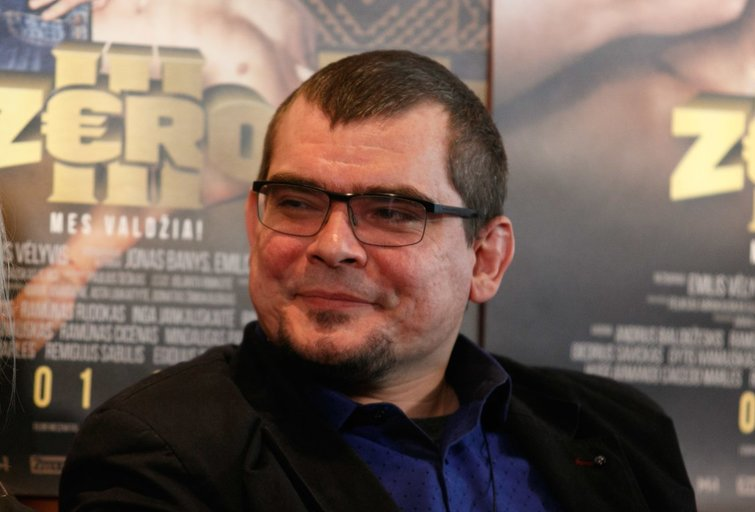 Emilis Vėlyvis (nuotr. Tv3.lt/Ruslano Kondratjevo)