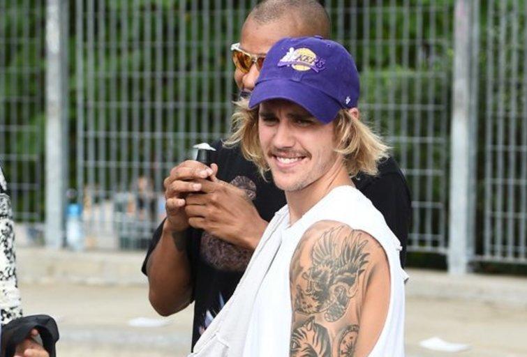 Justin Bieber (nuotr. SCANPIX)