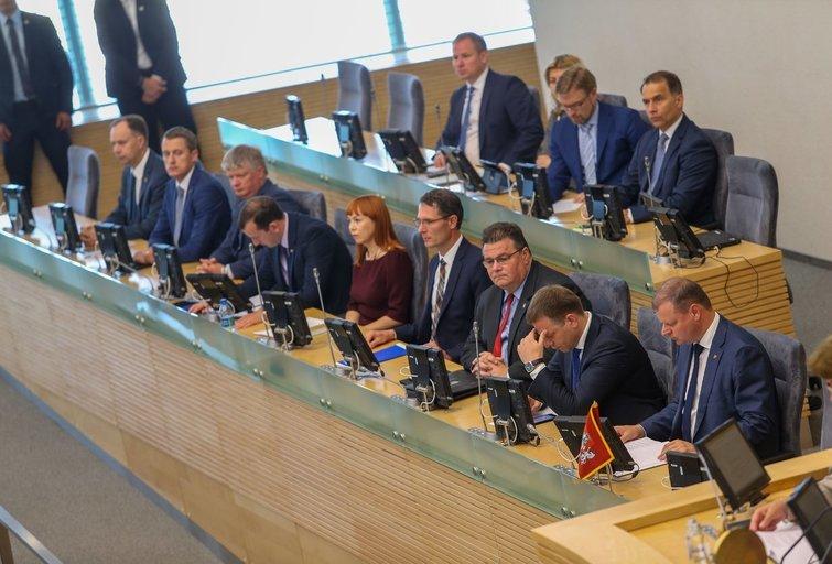 Ministrai (nuotr. Fotodiena.lt)