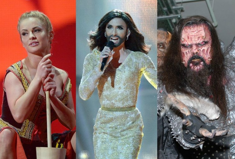 """BBC išrinko visų laikų geriausius """"Eurovizijos"""" įvaizdžius (nuotr. Vida Press)"""