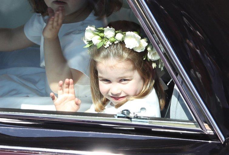 Princesrė Charlotte (nuotr. SCANPIX)