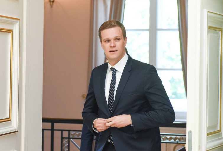 Gabrielius Landsbergis  (nuotr. Fotodiena.lt)