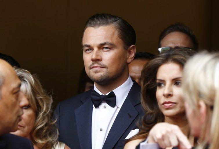 L. DiCaprio (nuotr. SCANPIX)