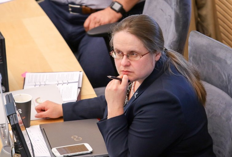 Agnė Širinskienė (nuotr. Tv3.lt/Ruslano Kondratjevo)