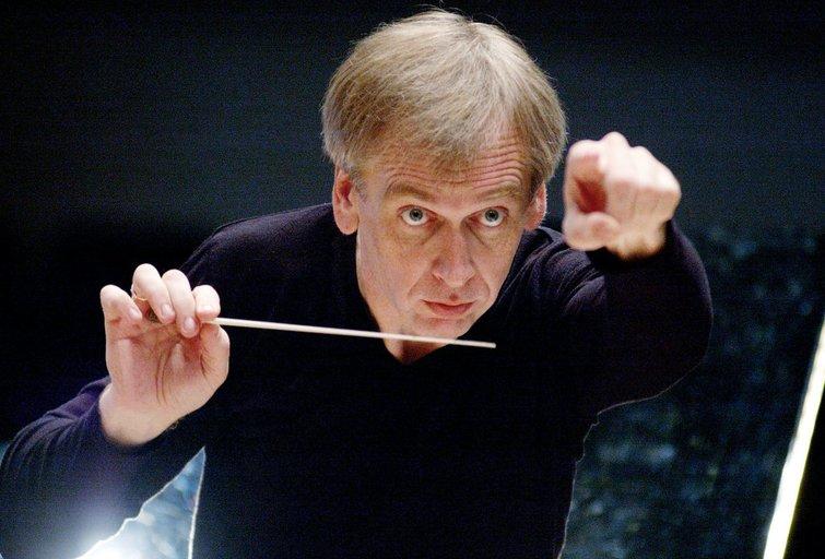 Maestro Gintaras Rinkevičius (nuotr. Organizatorių)