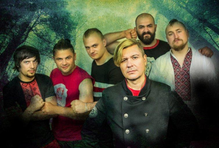 """Jurgis Didžiulis koncertuos su baltarusių maištininkais """"Krambambulya"""" (nuotr. Organizatorių)"""
