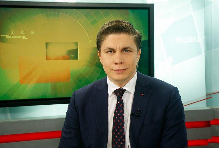 Mindaugas Sinkevičius (nuotr. Tv3.lt/Ruslano Kondratjevo)