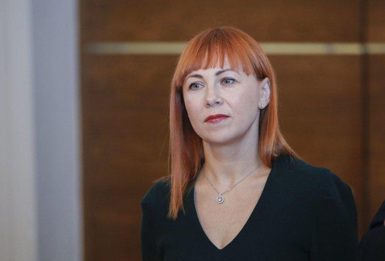 Jurgita Petrauskienė (nuotr. Fotodiena.lt)