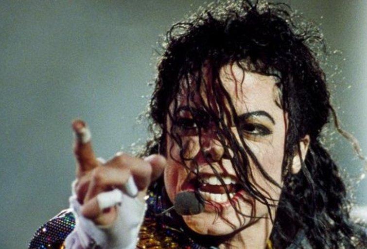 Michaelas Jacksonas (nuotr. Vida Press)