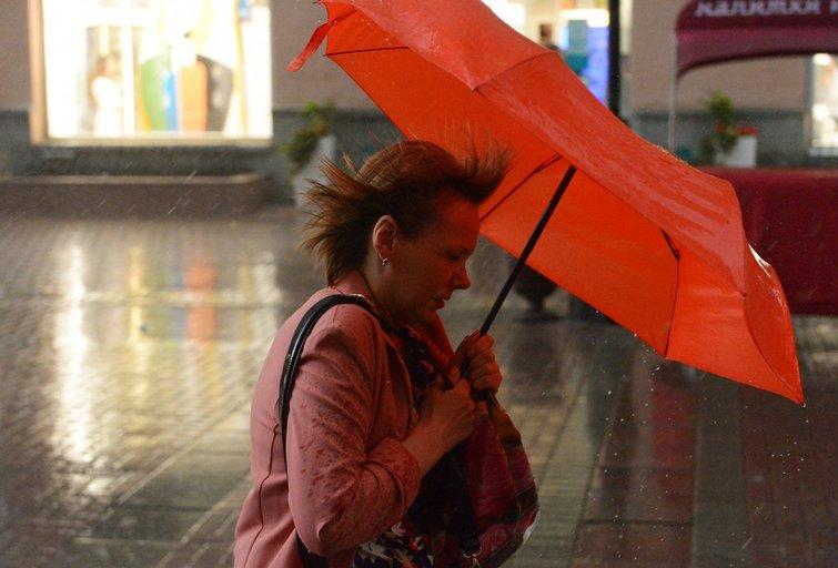 Lietus (nuotr. SCANPIX)