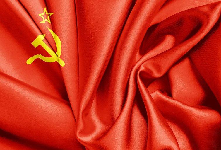 Sovietų Sąjungos vėliava (nuotr. Fotolia.com)