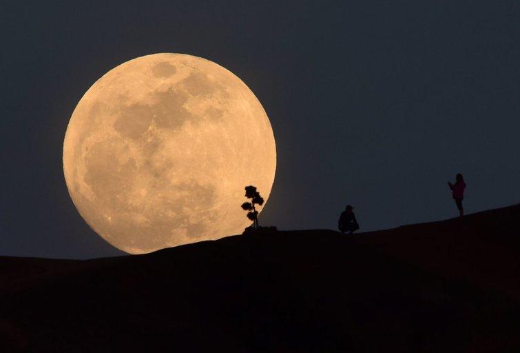 Mėnulis (nuotr. SCANPIX)