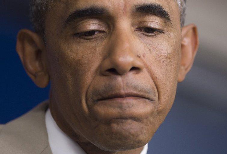 B. Obama nežino ką daryti su džihadistais (nuotr. SCANPIX)