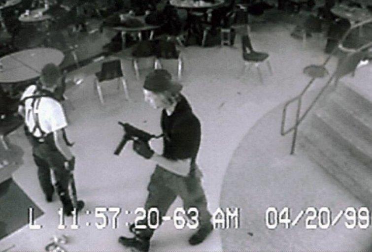 Ericas Harrisas ir Dylanas Kleboldas (nuotr. Vida Press)