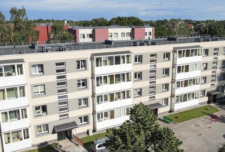 Daugiabučių renovacija Šakių rajono ir Kazlų Rūdos savivaldybėse