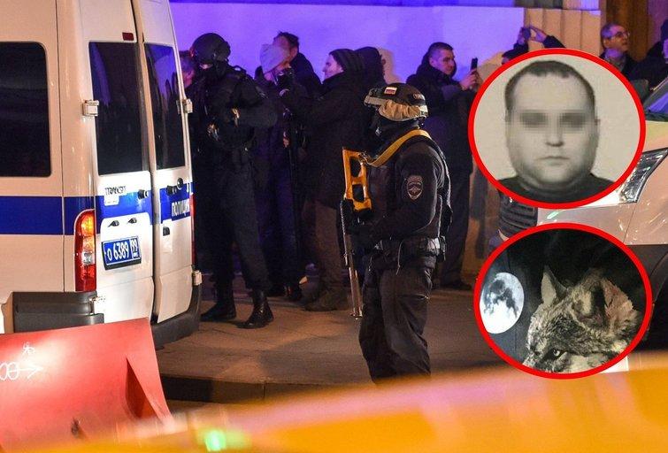 FSB būstinės šaulys: atsiskyrėlis galėjo radikalizuotis dėl nepilnavertiškumo (nuotr. SCANPIX) tv3.lt fotomontažas