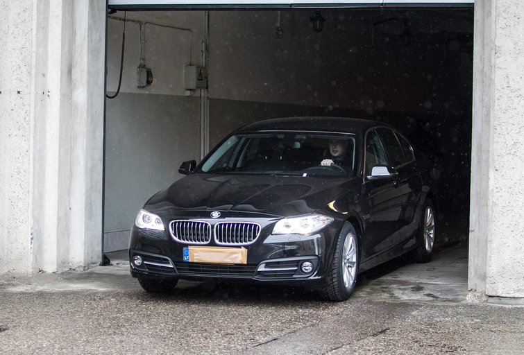 BMW Vygintas Skaraitis/Fotobankas