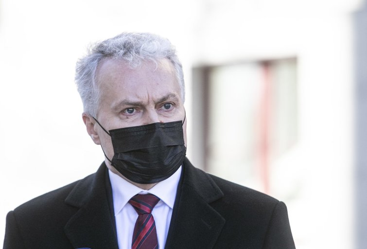 Gitanas Nausėda (nuotr. Fotobankas)