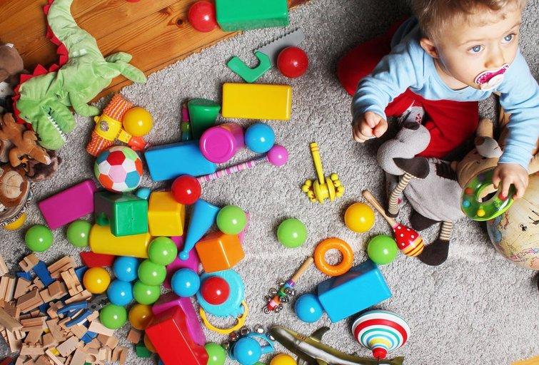 Žaislai (nuotr. Fotolia.com)