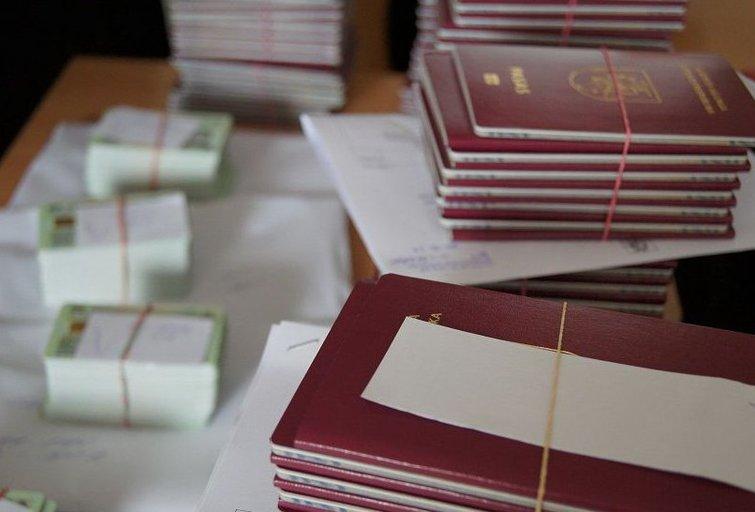 Asmens dokumentai  (nuotr. Policijos)