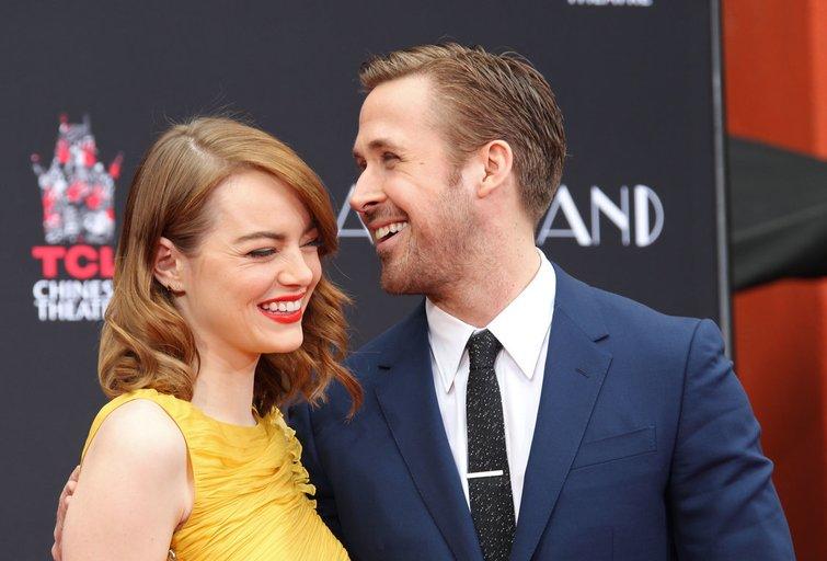 Ryanas Goslingas ir Emma Stone (nuotr. Vida Press)
