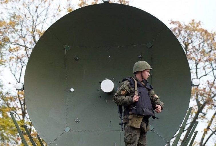 NATO ekspertų ataskaita: Rusijos technologijos pažanga galimai kelia pavojų Baltijos šalims (nuotr. SCANPIX)