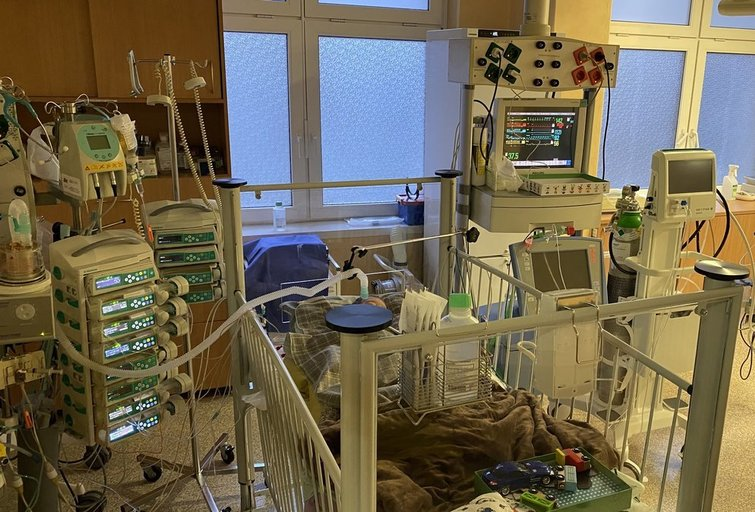 Po širdies transplantacijos (Nuotr. Santaros klinikų)
