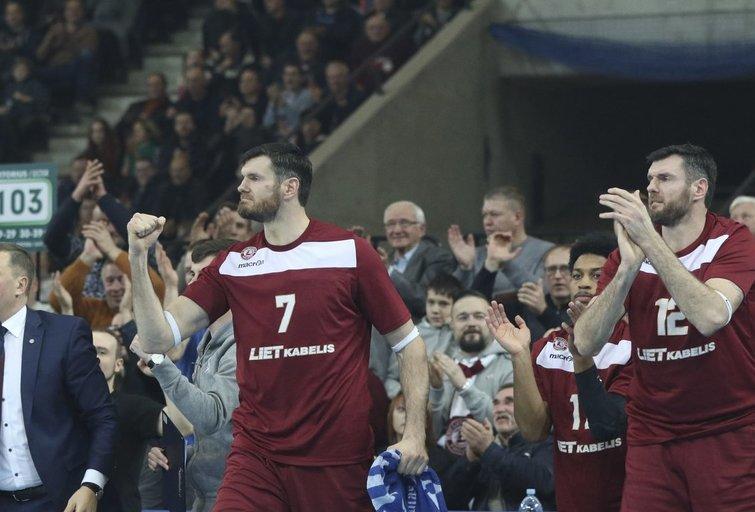 Broliai Darjušas ir Kšištofas Lavrinovičiai (nuotr. Fotodiena.lt)