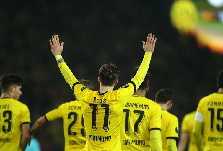 "Dortmundo ""Borussia""  (nuotr. SCANPIX)"