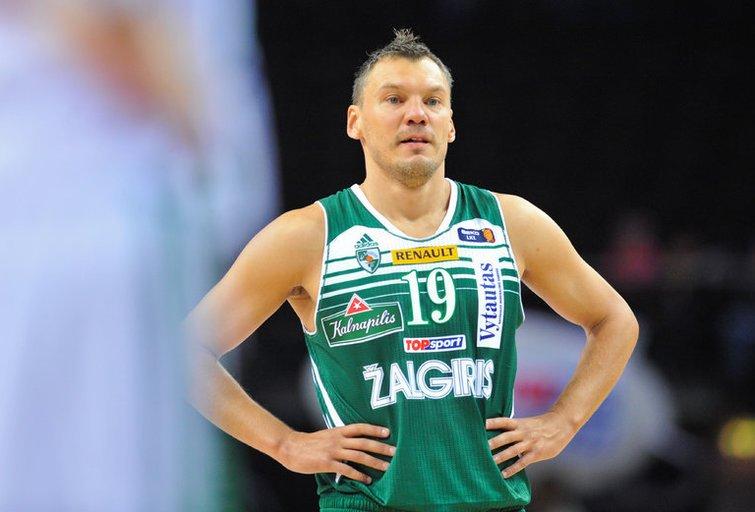Š. Jasikevičius (nuotr. Fotodiena.lt/Roberto Dačkaus)