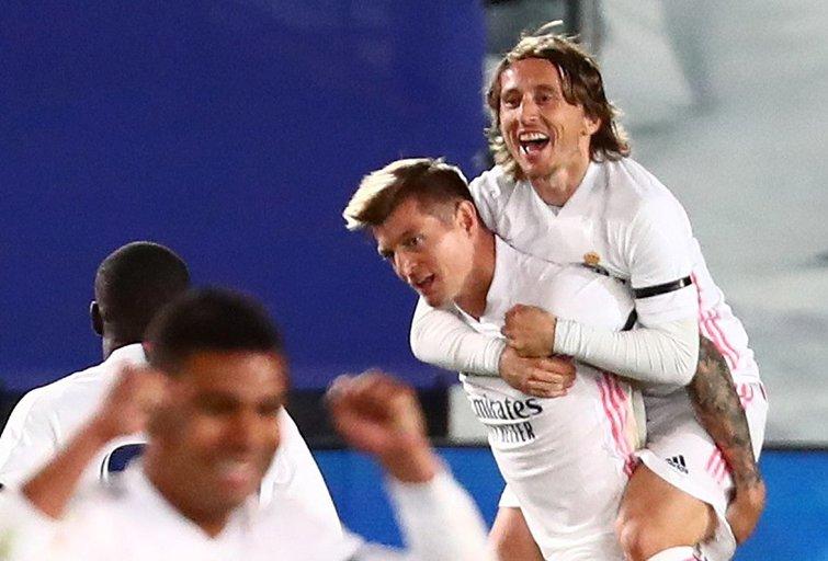 """El Clasico"" mūšyje – ""Real"" pergalė prieš ""Barceloną"" (nuotr. SCANPIX)"