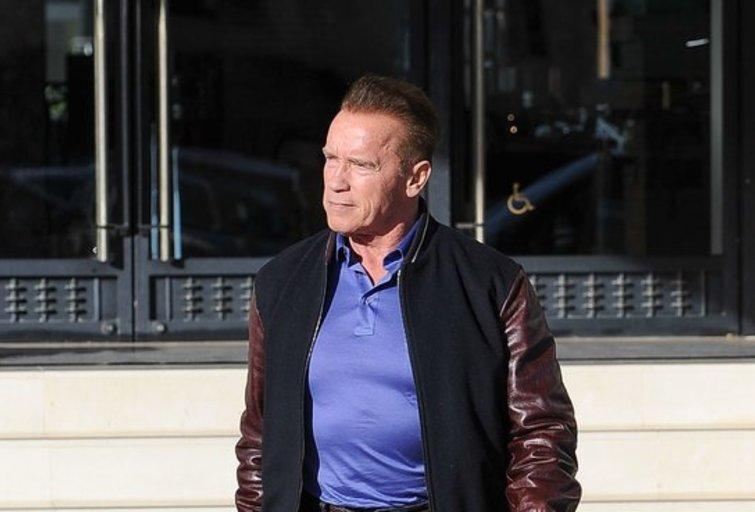Arnoldas Schwarzeneggeris (nuotr. Vida Press)