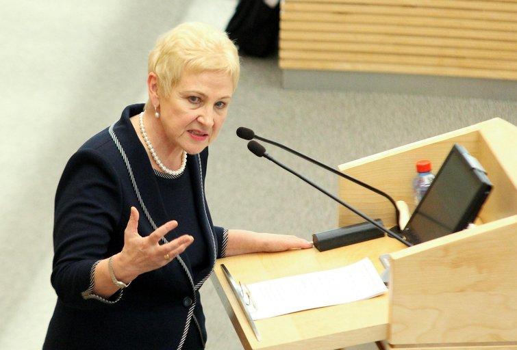 Irena Degutienė (nuotr. Fotodiena.lt/Dmitrijaus Radlinsko)