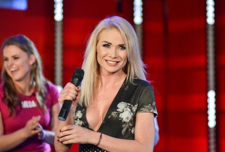 Natalija Bunkė (nuotr. Karolio Bakūno)
