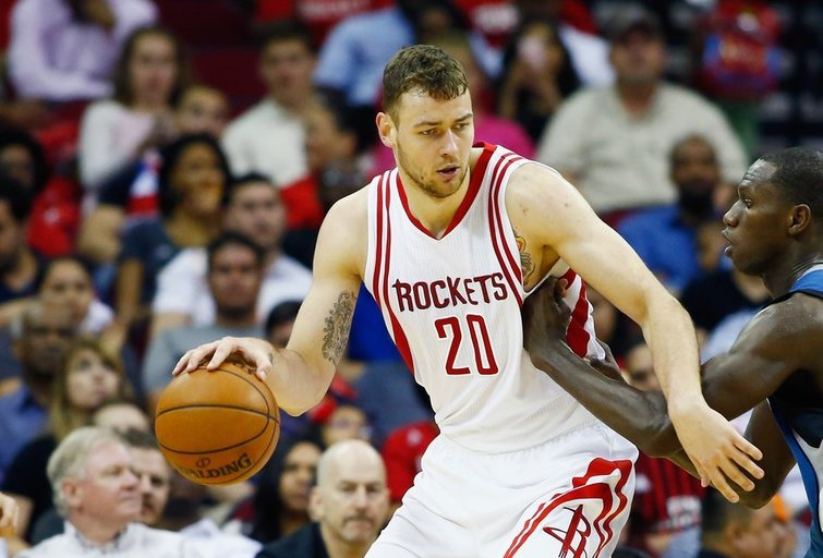 """Rockets"" - ""Timberwolves""  (nuotr. SCANPIX)"