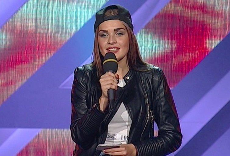 Miglė Pivoriūnaitė (nuotr. TV3)