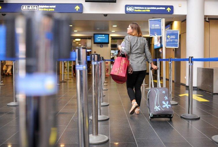 Dėl pandemijos atsisakė kelionės, bet 250 eurų avanso neatgavo (nuotr. Fotodiena.lt)