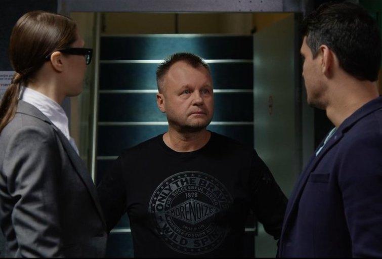 Naujame lietuviškame filme – žinomų vyrų desantas (nuotr. Organizatorių)