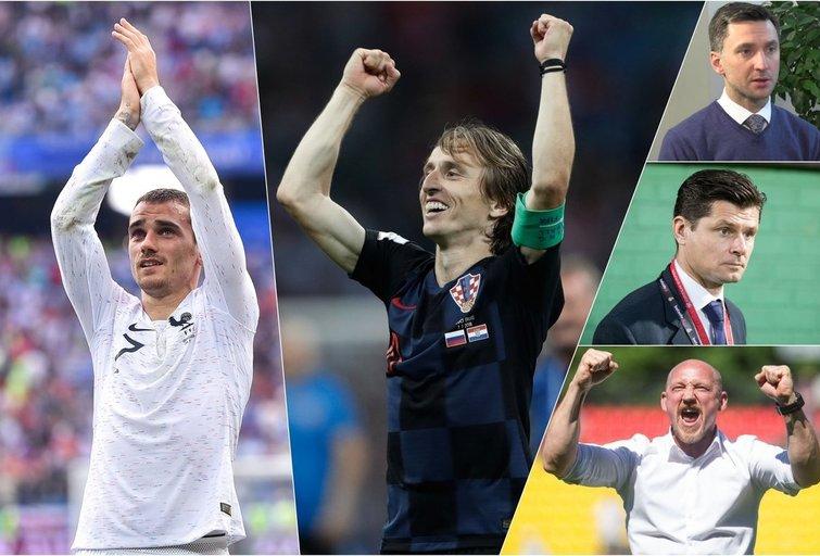 Pasaulio futbolo čempionatas (nuotr. tv3.lt)