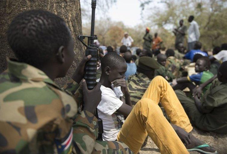 Pietų Sudanas (nuotr. AFP/Scanpix)