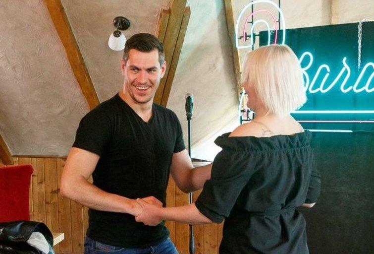 Justinas Jankevičius (nuotr. TV3)