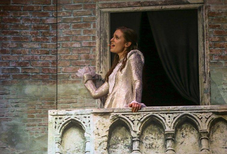 Roko opera meilė ir mirtis Veronoje (Fotodiena/Kristupas Kolodzeiskis)